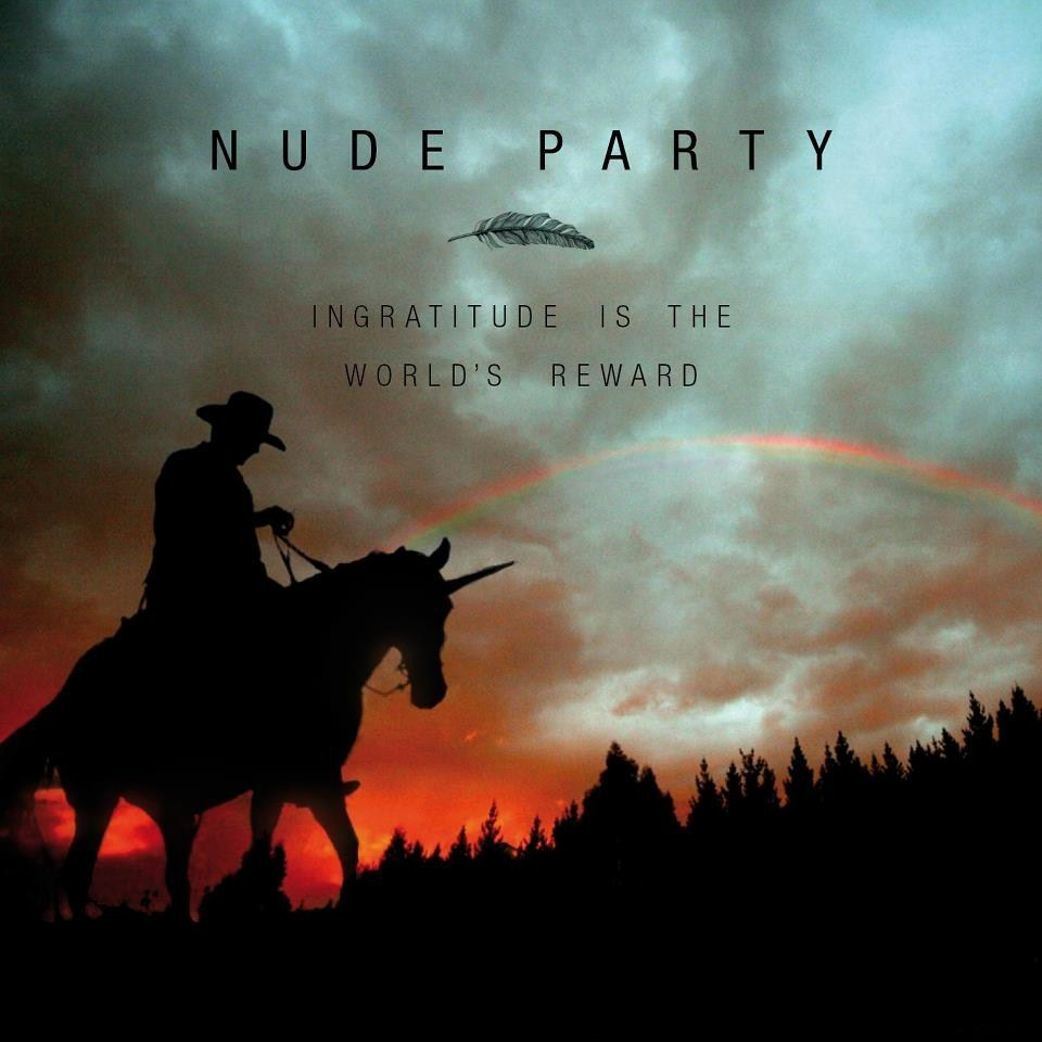 Nude party EP 2013